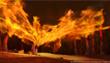 punch pralambasura died in the hands of balaram fire demon